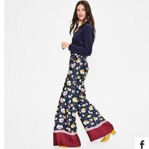 Boden WEYBOURNE WIDELEG PANTS Size 16